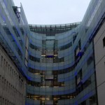 The BBC's iconic Broadcasting House