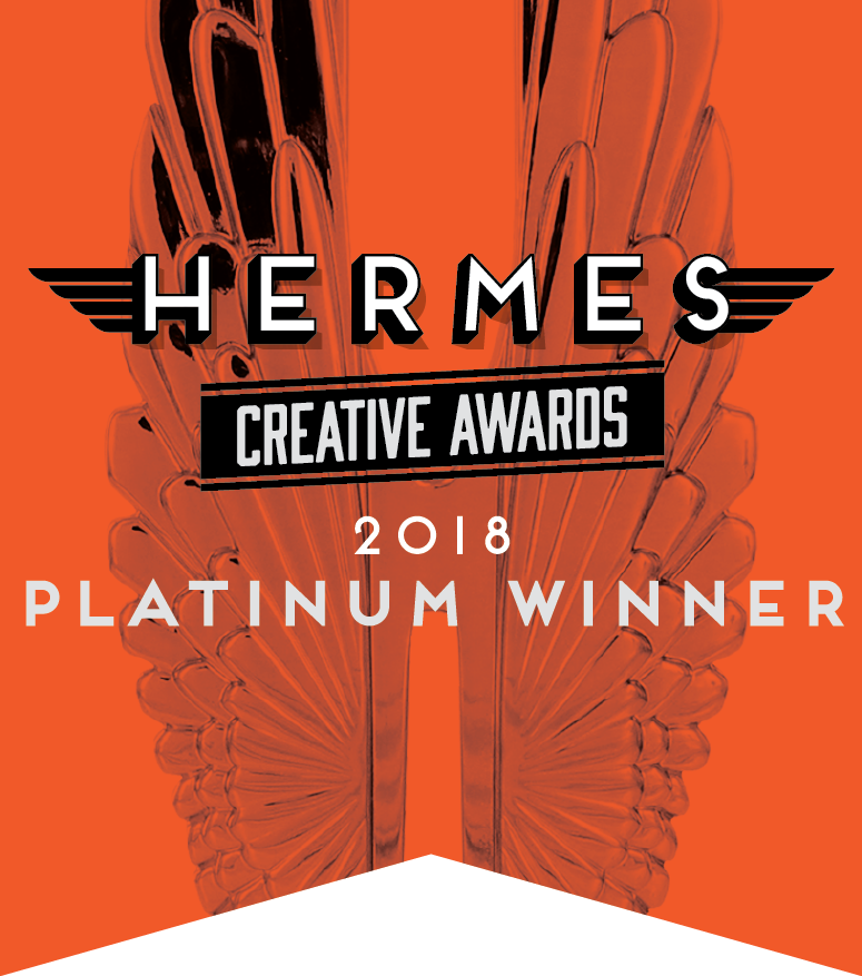 2018 Platinum award
