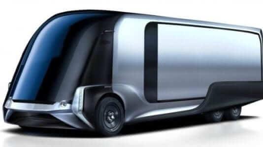 transport trends H2Van