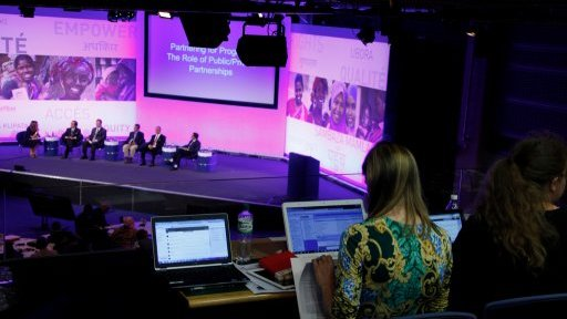 live-blogging